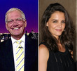 Katie Holmes plauderte mit David Letterman über Thanksgiving