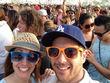 Kellan Lutz und Aaron Paul haben ein Pärchen beim Coachella gephotobombt
