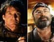 """Robin Williams und Bob Hoskins spielten beide im Märchenfilm """"Hook"""" aus dem Jahr 1991 mit"""