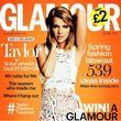 Taylor Swift ist auf der Juni-Ausgabe der britischen Glamour abgebildet