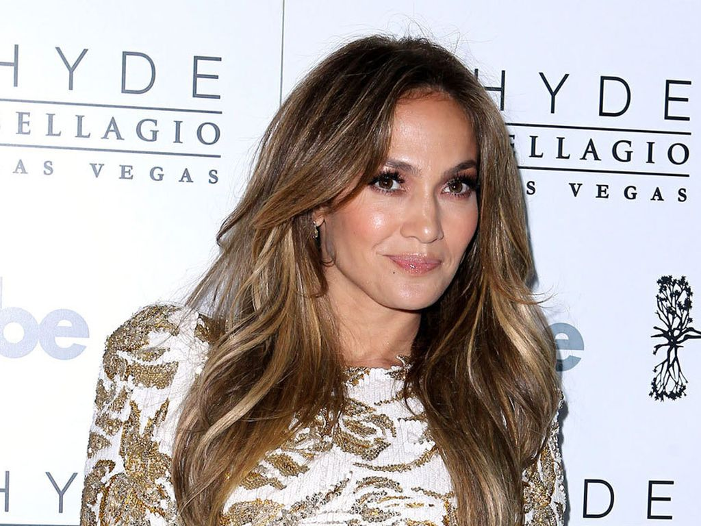Jennifer Lopez, Benny Medina und Casper Smart