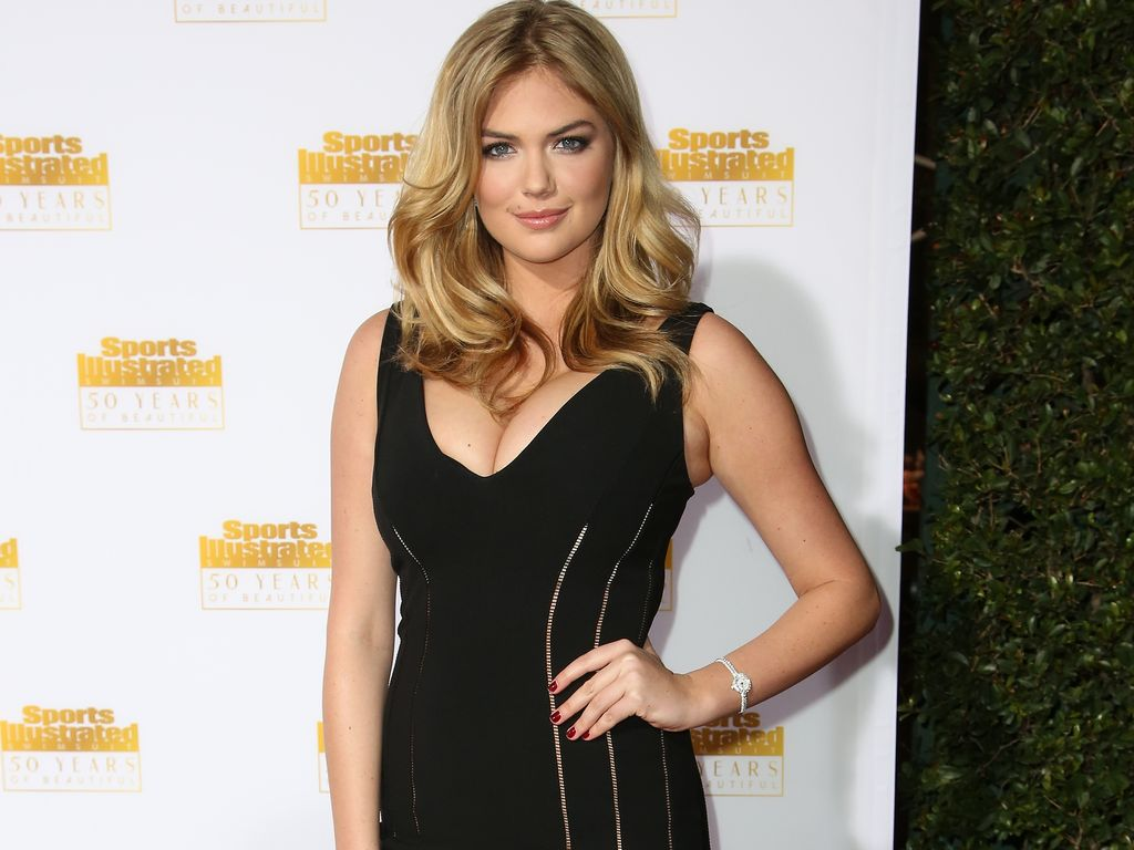 Kate Upton bei der Sport Illustrated Party