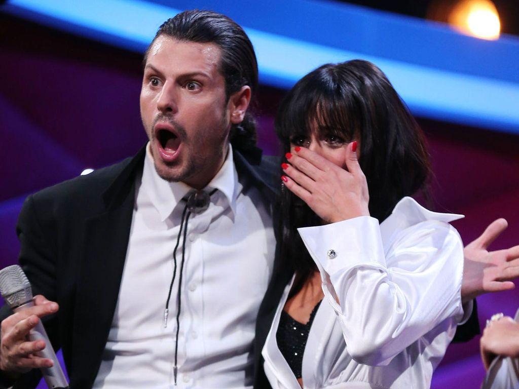 Manuel Cortez und Melissa Ortiz-Gomez freuen sich