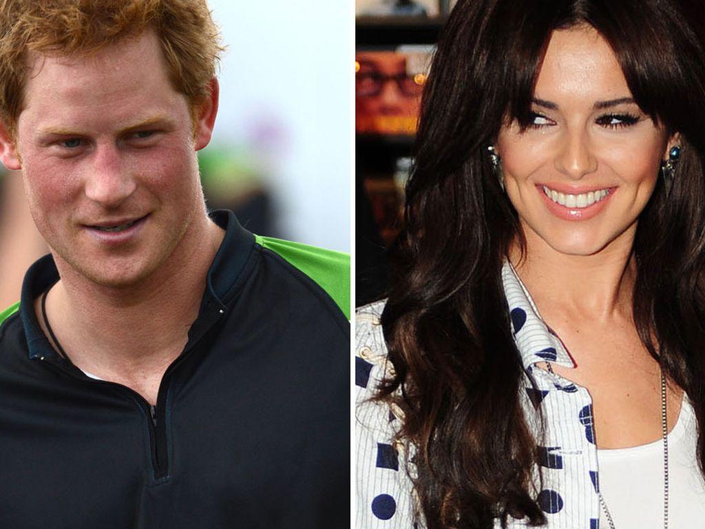 Prinz Harry und Cheryl Cole