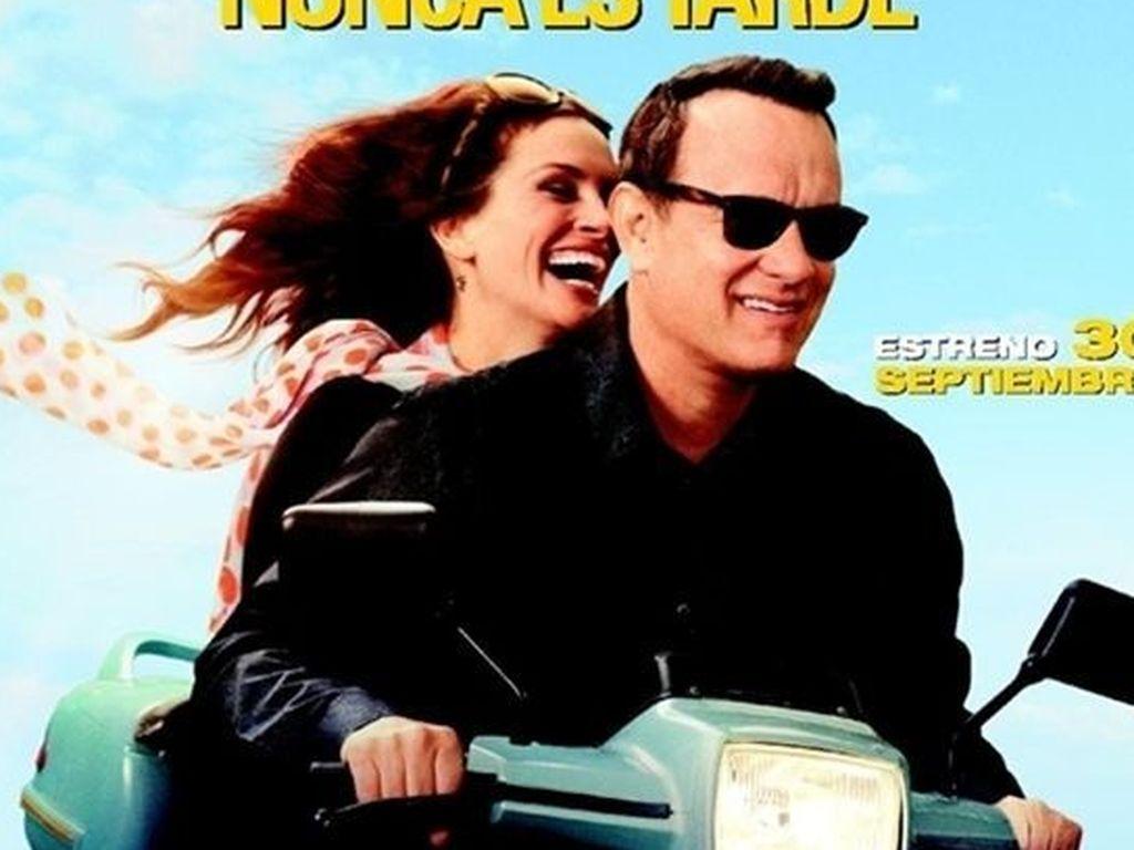 "Spanisches ""Larry Crowne""-Filmplakat"