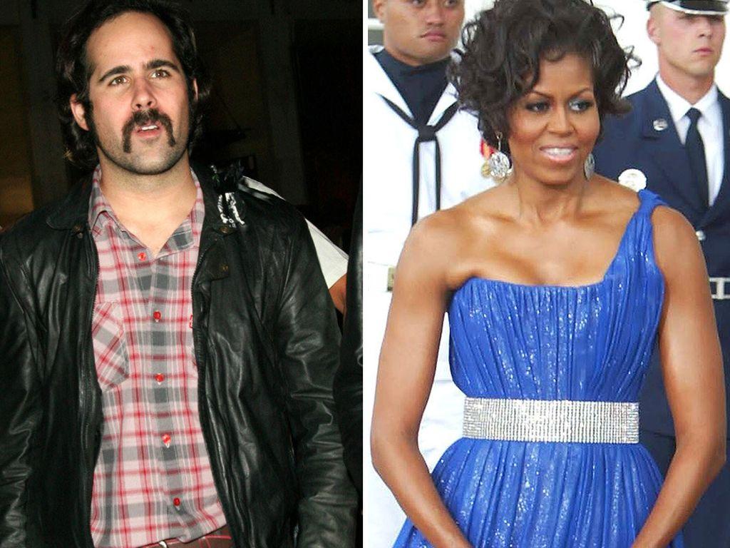 the Killers-Drummer und Michelle Obama