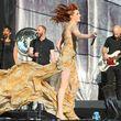 """Sie muss sich eine Woche lang schonen und deshalb sagten """"Florence + the Machine"""" einige Auftritte ab"""