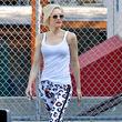 Gwen Stefani ist auch in ihrer Freizeit immer cool gestylt