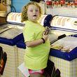 Der Wonneproppen ist zu dick und macht jetzt eine Diät