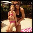 Jamie Lynn Spears entspannt mit Tochter Maddie am Pool