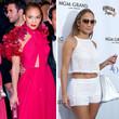 Jennifer Lopez kehrte zu ihrem alten J.Lo-Look zurück