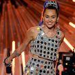 Miley wäre eben nicht Miley, wüsste sie mit ihren Outfits nicht zu unterhalten