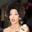 Nicole Scherzinger hätte mal Lust auf eine schicke Afro-Frisur