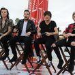 Auch ein Teil der Jungs von One Direction war dabei