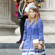Prinzessin Beatrice entschied sich für Blau