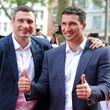 Vitali und Wladimir Klitschko sind kaum zu schlagen