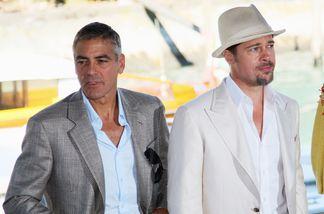George Clooney und Brad Pitt sind nicht mehr beste Freunde
