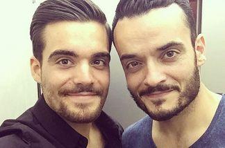 Giovanni Zarrellas Bruder Stefano sieht genau aus wie er