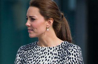 Herzogin Kate wird bald ihr zweites Kind zur Welt bringen