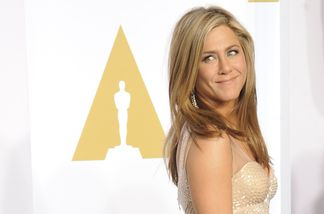 Jennifer Aniston hat eine klasse Figur