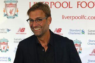 Jürgen Klopp ist jetzt Trainer vom FC Liverpool