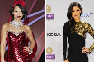 Minh-Khai und Rebecca Mir verstehen sich gut