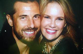 Monica Ivancan und ihr Christian genießen das Eheleben
