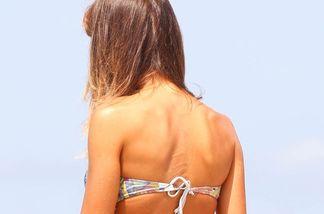 Alessia Tedeschi präsentierte in ihrem letzten Urlaub eine perfekte Bikinifigur