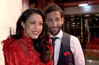 Massimo Sinato und Rebecca Mir haben endlich geheiratet!