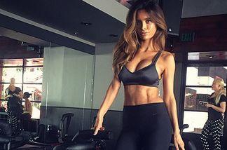 Sarah Stage geht wieder ins Fitnessstudio
