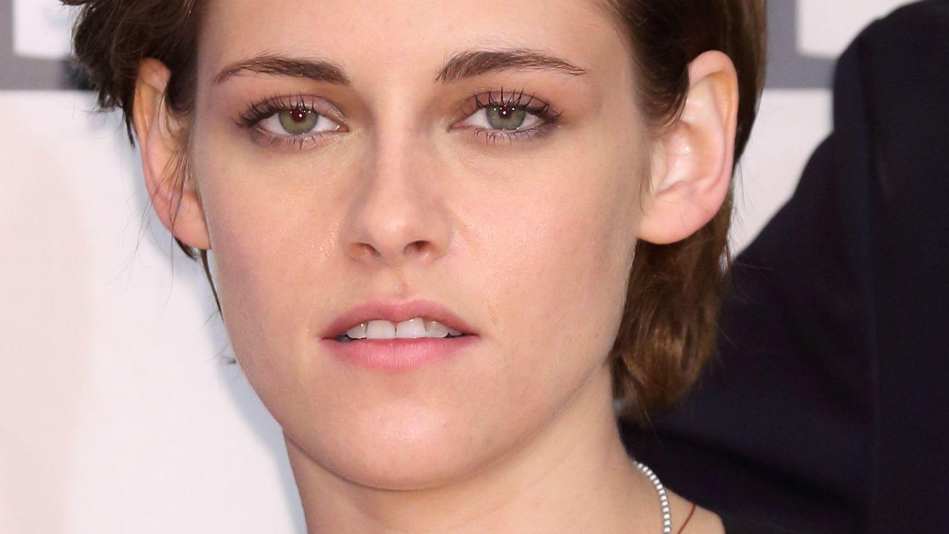 <b>Kristen Stewart</b> mit braunen Haaren - kristen-stewart-mit-braunen-haaren