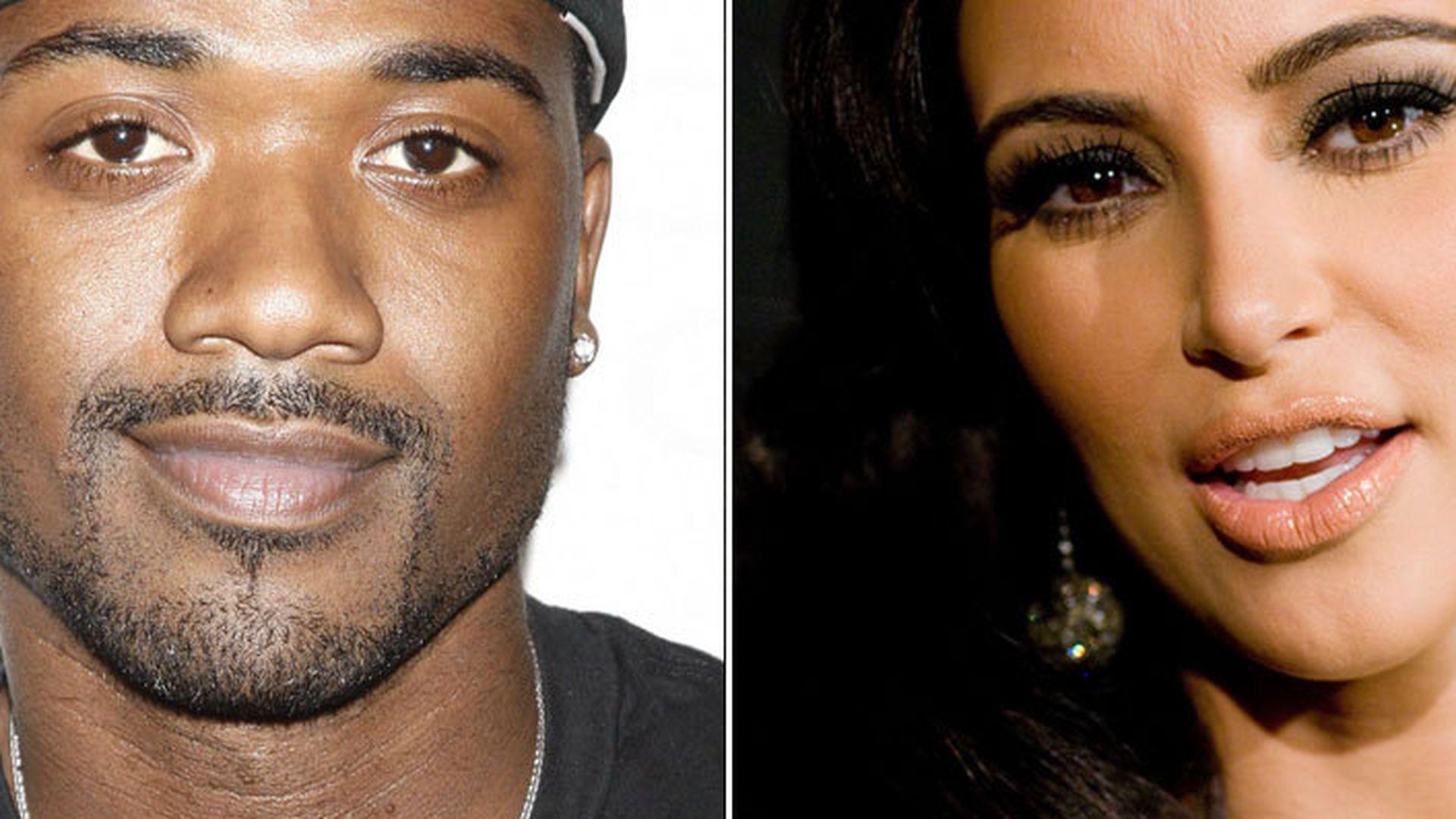 Kim kardashian und ray j Sexfilm