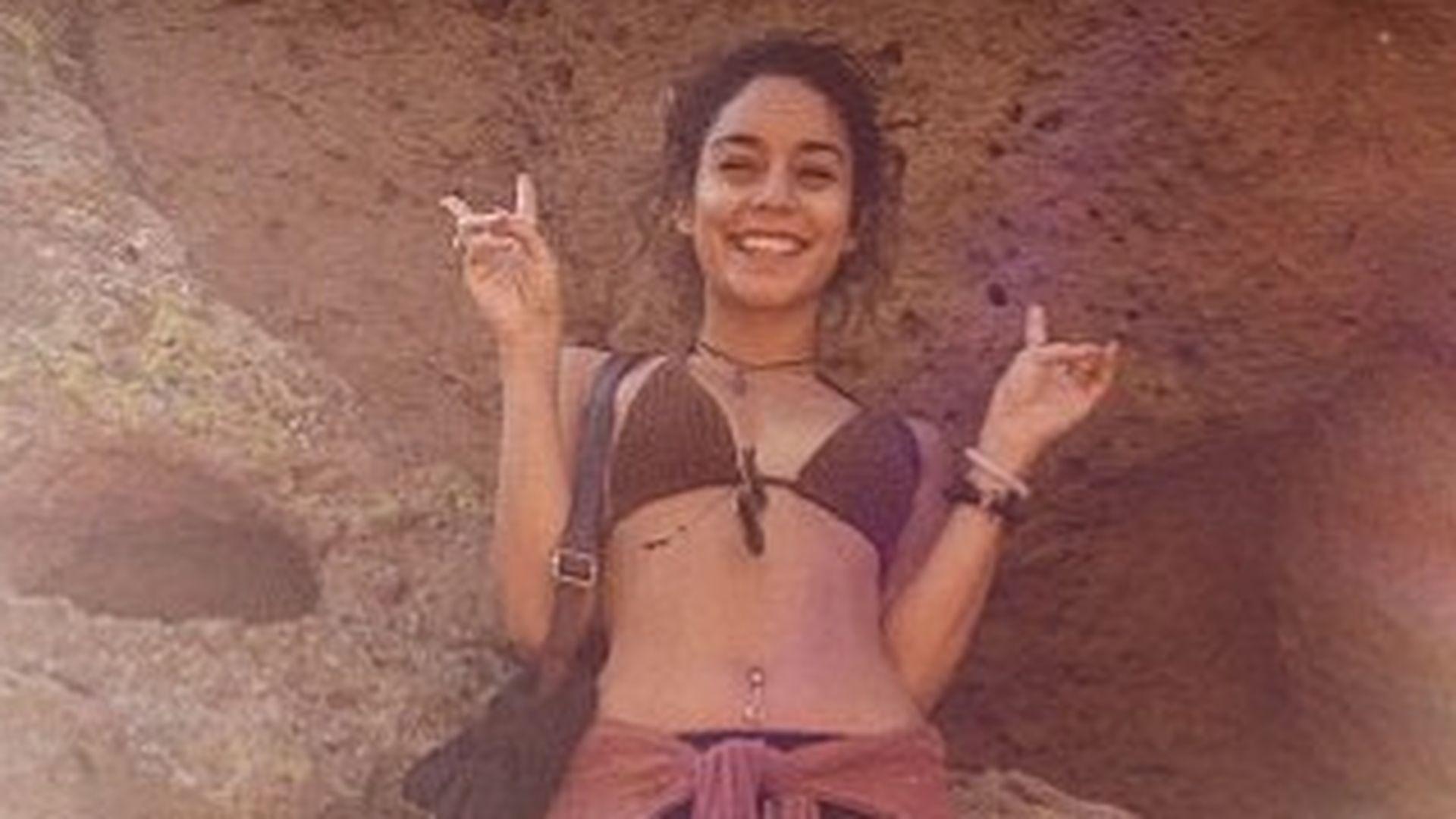Vanessa hudgens wieder nackt