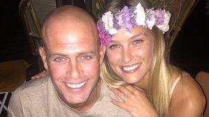 Bar Refaeli mit ihrem Verlobten