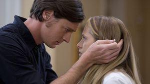 "Benjamin Walker und Teresa Palmer in ""The Choice"""