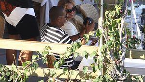 Beyoncé und Jay-Z in Italien