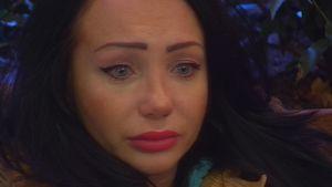 Big Brother-Lusy ist traurig