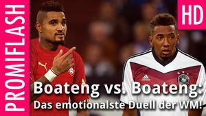 Boateng vs. Boateng: Das emotionalste Duell der WM!