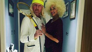 Boris Becker, Lilly Becker Mottoparty