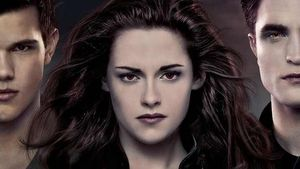 Breaking Dawn 2- Poster mit Bella, Edward und Jacob