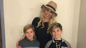 Britney Spears und ihre Söhne