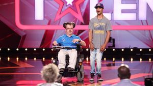 Chris und Freddy rühren die Supertalent-Jury