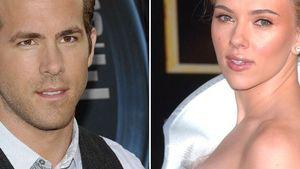 Collage Ryan Reynolds Scarlett Johansson