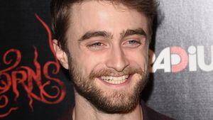 Daniel Radcliffe lächelt