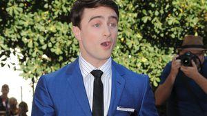 Daniel Radcliffe total überrascht