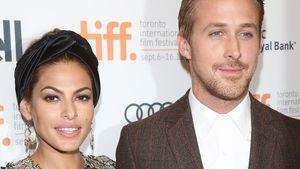 Eva Mendes und Ryan Gosling bei einer Filmpremiere in Toronto
