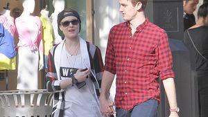 Evan Rachel Wood beim Spazierengehen