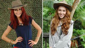 Fiona und Georgina im Dschungel-Outfit