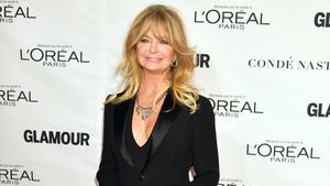 Goldie Hawn bei der Women of the Year-Verleihung