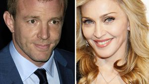 Guy Ritchie und Madonna Collage